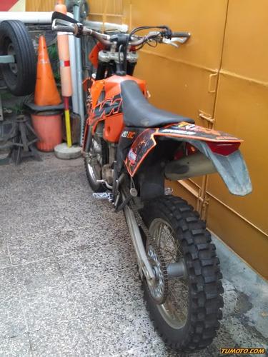 ktm exc 450 racing 251 cc - 500 cc
