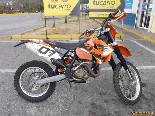 ktm exc 501 cc o más