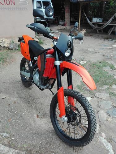 ktm exc 525 modelo 2006