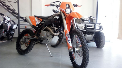 ktm exc 530 2011 enduro delisio motos