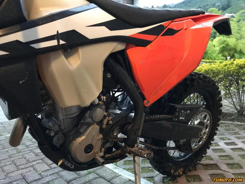 ktm exc-f 250 cc modelo 2017