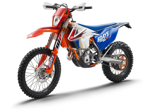 ktm exc f 250 six days 2018 france en stock - ktm palermo-