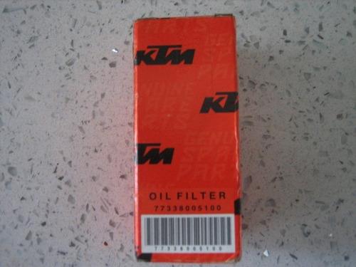 ktm filtro aceite 350 y 250 original