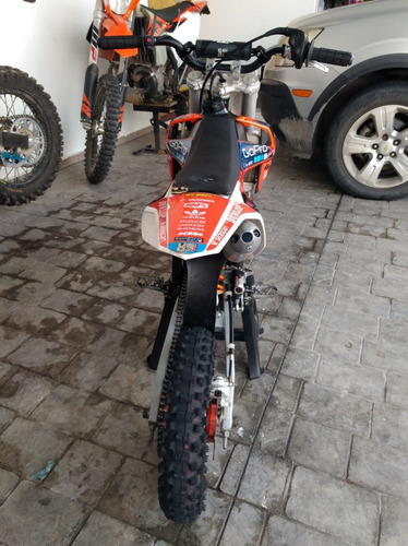 ktm modelo moto cross