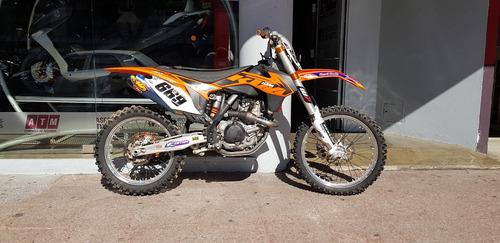 ktm motocross modelo sxf 450-2015- sauma motos