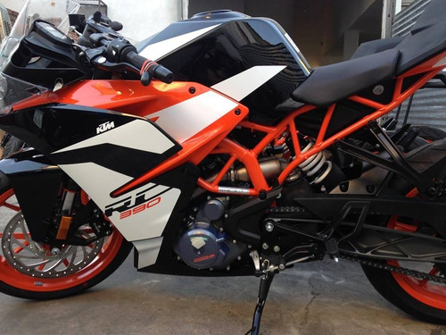 ktm nueva rc 390 0km 2017 entrega ya!! no r3 en motoswift