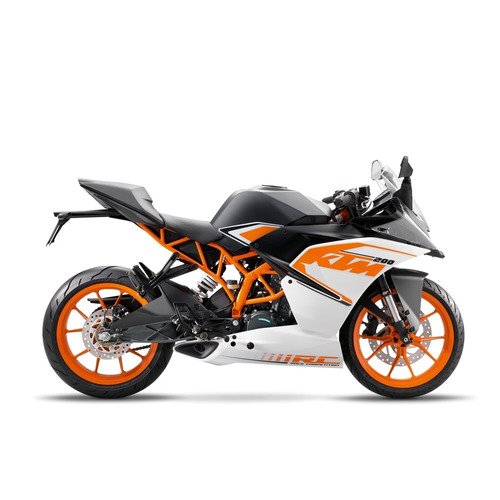 ktm rc 200 12 ctas sin interes motoswift