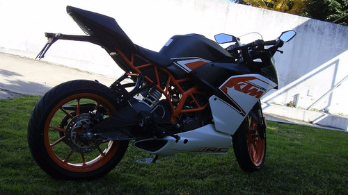 ktm rc 200 beneficios exclusivos 12 cuotas  sin interes