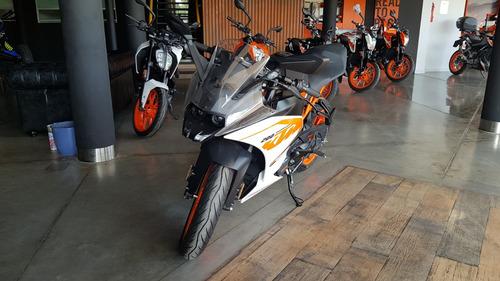ktm rc 200 gs motorcycle  0km