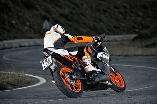 ktm rc 200 modelo 18 50% financiación tasa 0% palermo bikes