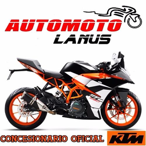 ktm rc 390 0km 2017 automoto lanus