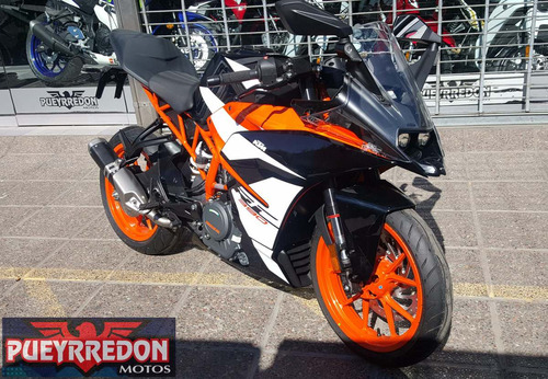 ktm rc 390 0km nueva 2017 consulte financiacion