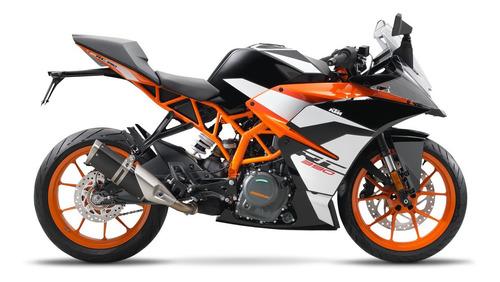 ktm rc 390 moto  0km naked calle street urquiza motos