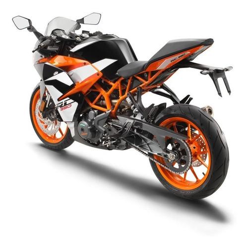 ktm rc 390  moto 0km  urquiza motos financiada naked calle