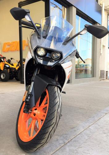 ktm rc200-0km-2017-klober motoshop-mar del plata