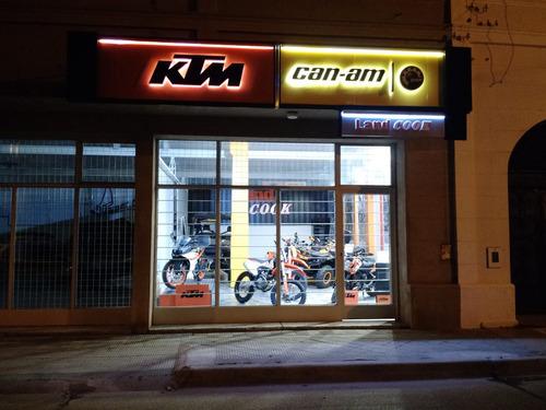 ktm rc200 financiación 12 cuotas sin interés