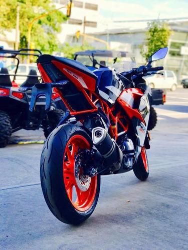 ktm rc390 0km 2017 klober motoshop mar del plata