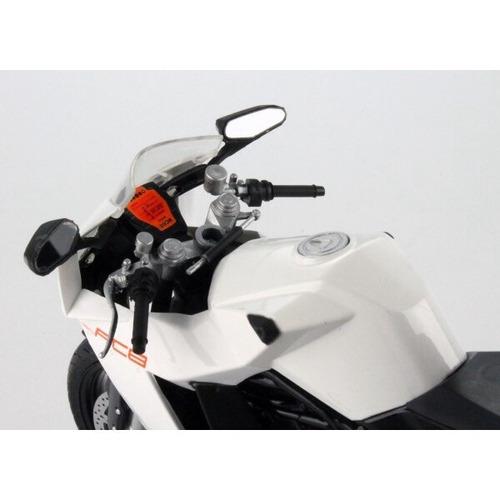 ktm rc8 1190, moto coleccicionable 1/12