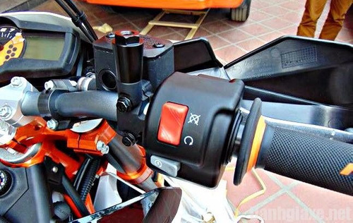 ktm smc 690 r motard 2017 entrega a domicilio gratis !