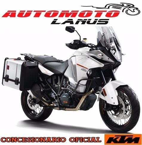 ktm super adventure 1290 0km 2017 automoto lanus