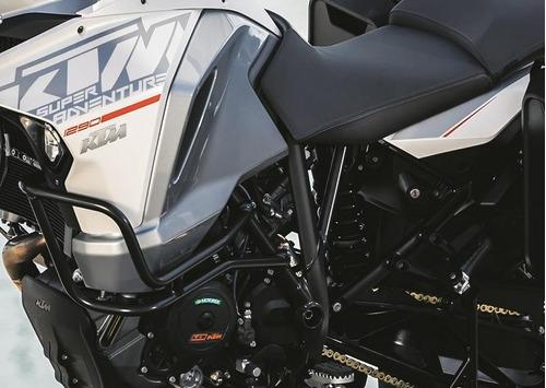 ktm super adventure 1290 t ruta viaje motocicleta