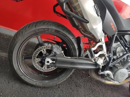 ktm supermoto 990t 990 t 2010 prata