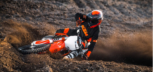 ktm sx 125 gs motorcycle