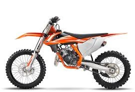 ktm sx 150 gs motorcycle