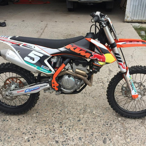 ktm sx 250 f factory 2018 super precio usd billete no yamaha
