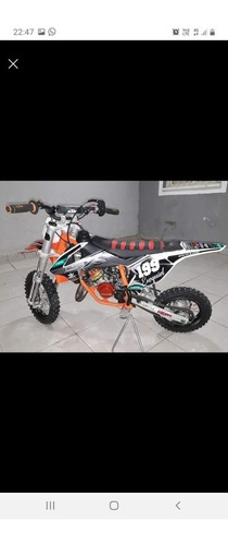 ktm sx 50 impecable única