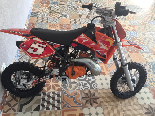 ktm sx 50cc - restaurada 0k