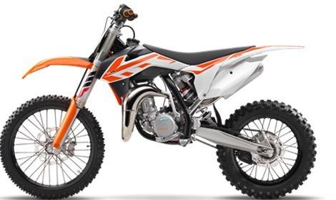ktm sx 85 cc