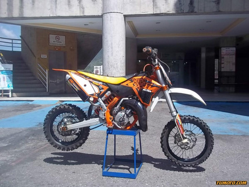 ktm sx65 051 cc - 125 cc