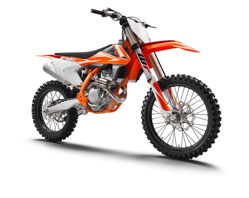 ktm sxf 250 gs motorcycle