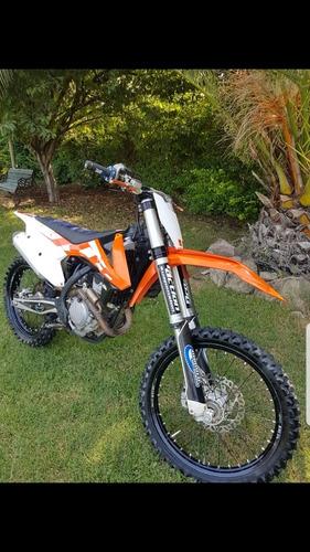 ktm sxf 250cc 2016