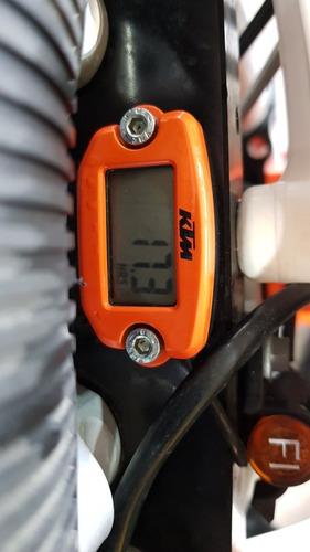 ktm sxf 350 2017 con 17 hs de uso