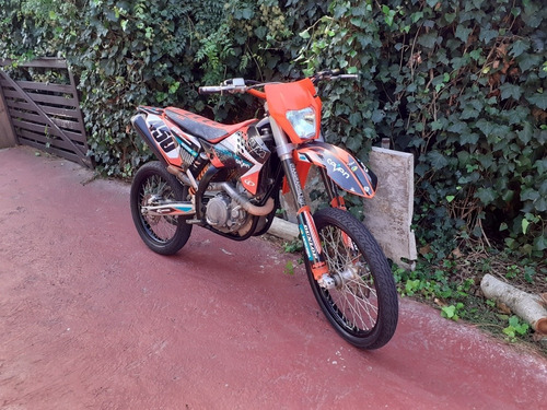ktm  sxf 450