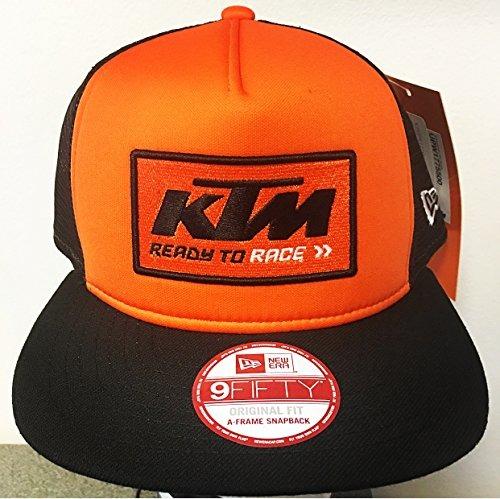 f9f8840f Ktm Team Trucker Hat Snapback Upw1775500 - $ 185.990 en Mercado Libre