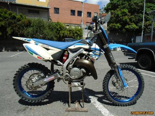 ktm tm100 051 cc - 125 cc