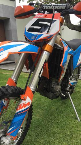 ktm xc-f 250cc 2011