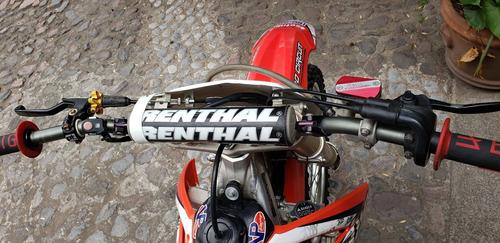 ktm xcw 250 2012  / crf 450 r 2009   enduro / motocross