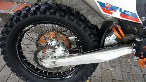 ktm250 exc-f 2016 ktm250 exc f six days enduro motocross 4t