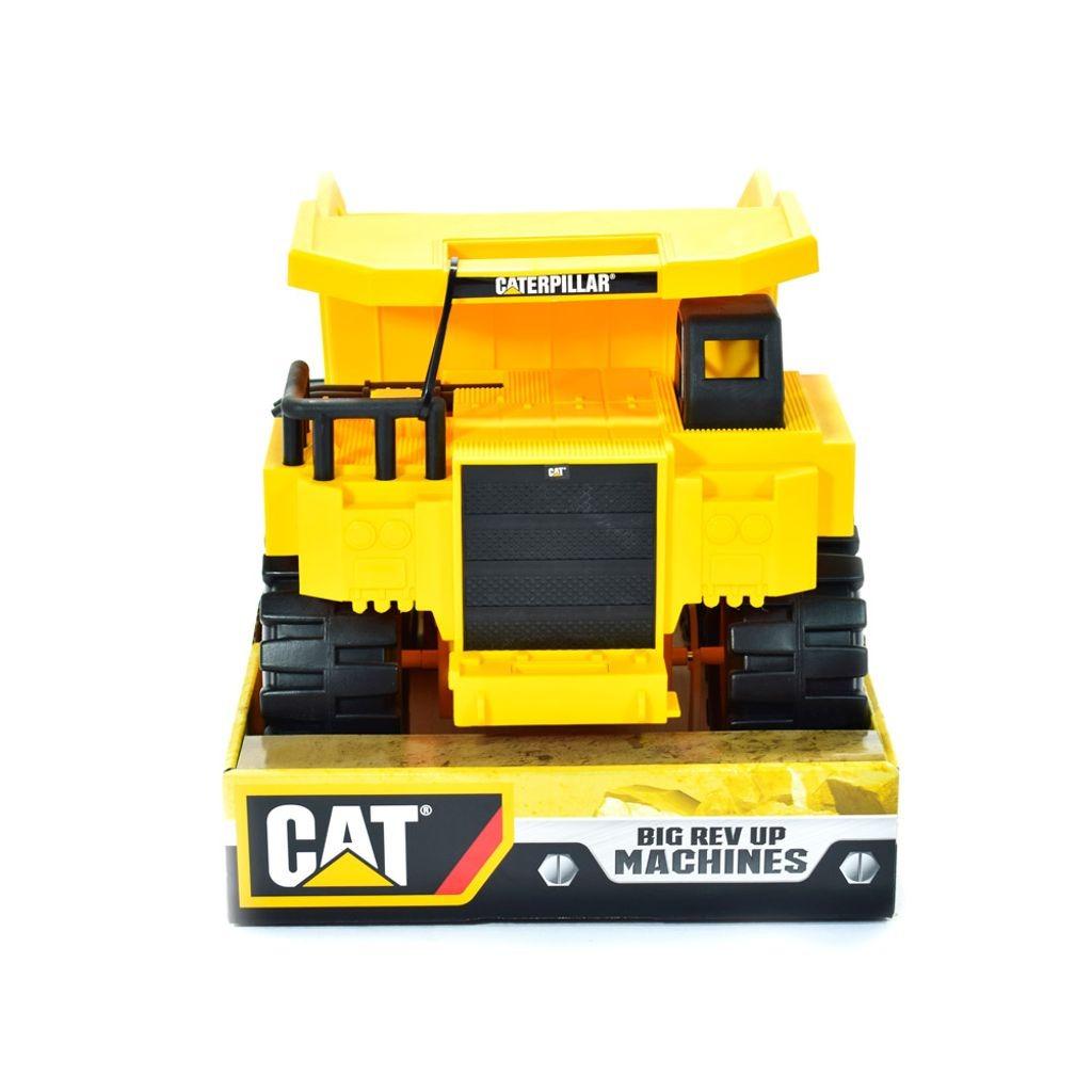Ktr Carros De Juguete Cat Volqueta Cat Extra Grande 3