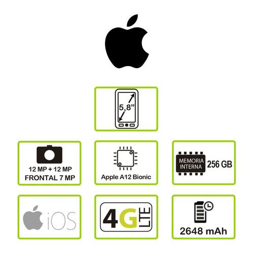 ktr celulares - apple - iphone xs 256gb