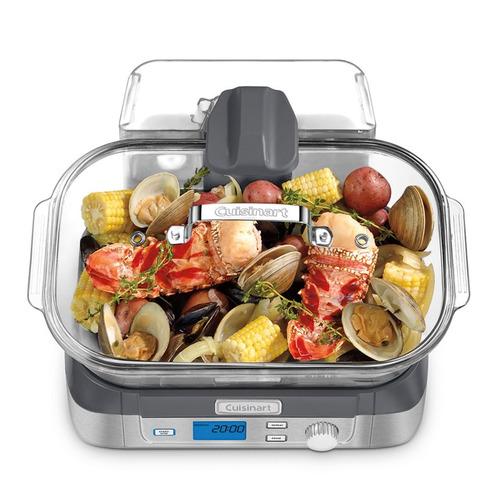 ktr electrodomésticos de cocina - cuisinart - vaporera digit