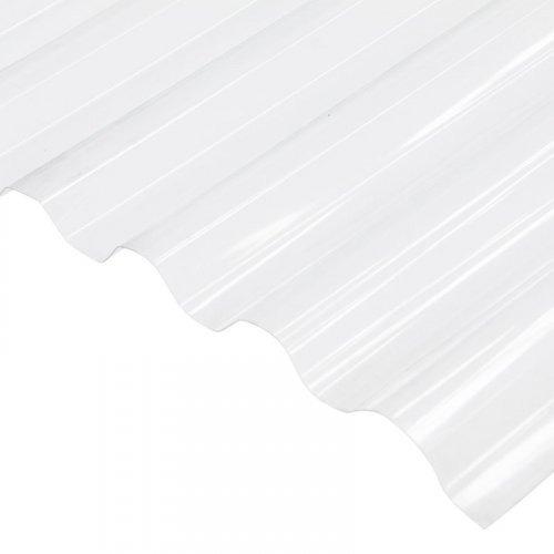 ktr teja 0.99 m x 2.44 m trapez greca cristal ea1065330ktr