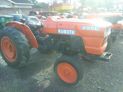 kubota 295
