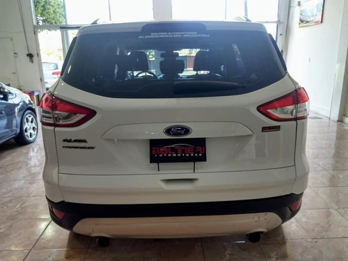 kuga aut ford