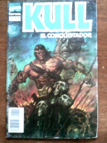 kull el conquistador #10 edita forum españa conan
