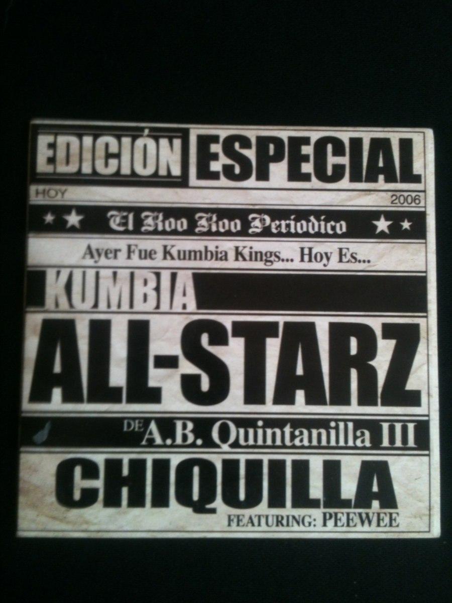chiquilla kumbia king